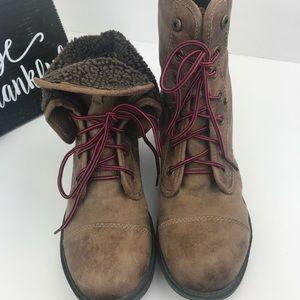Roxy Brown Montana Winter Boots
